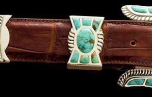 bijou turquoise navajo